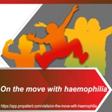 On the move with haemophilia